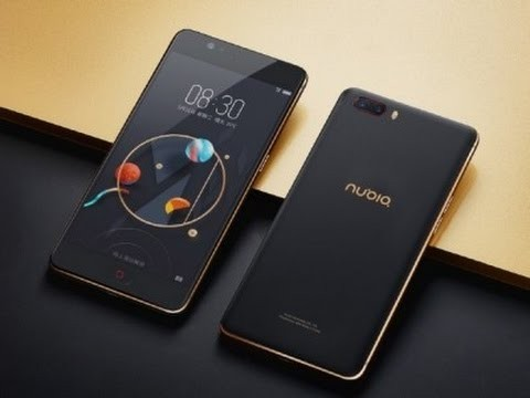 ZTE Nubia Z17 Lite announced with Snapdragon 653 and dual