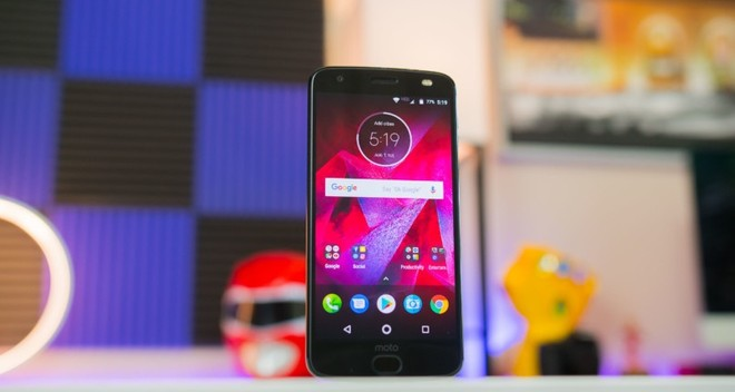 Motorola hints Android Oreo update for Moto Z2 Force