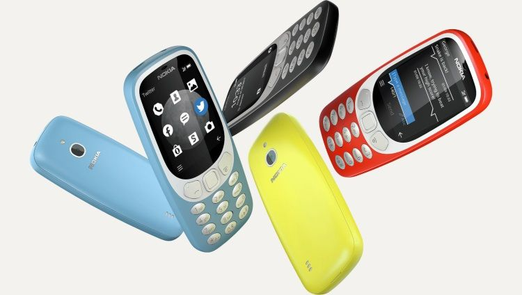 Here is everything you need to know about Nokia 3310 4G 2018