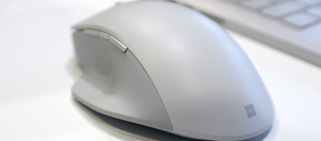 Microsoft announces Surface Precision Mouse that works with three