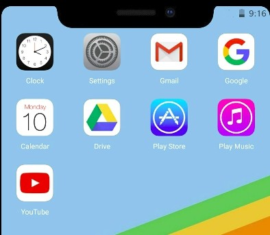 how to turn my android into a iphone