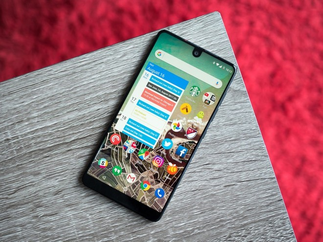 Now grab the Essential Phone for just $300 with friends and family