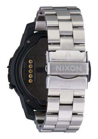 d74b648b99d Nixon Mission SS is a new smartwatch launched only with cosmetic ...