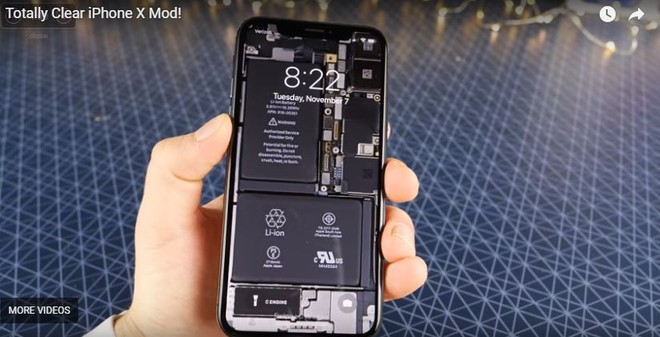 the best attitude 904f6 662ab Is it possible to have a clear back iPhone X?{newsTitoloPageAppend ...