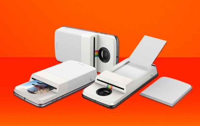 Capture moments and print pictures with the Polaroid Insta-Share