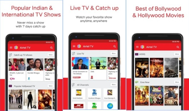 Airtel Tv App Gets Redesign Offers Free Subscription Until June