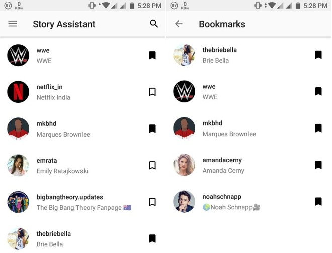 Here is how you can download Instagram Stories on Android