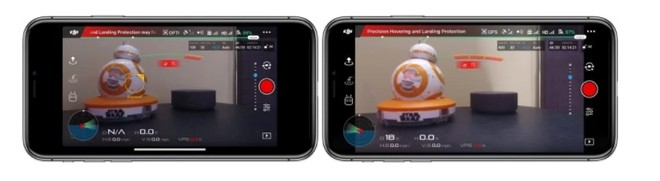 DJI GO 4 for iOS updated with iPhone X full screen support