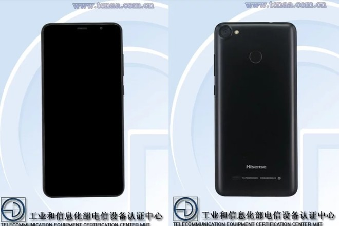 Hisense Phone 'HLTE212T' clears TENAA with 5 99-inches 2:1 display