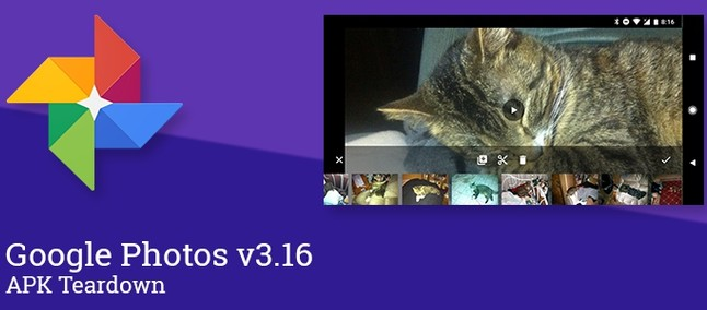 Google Photos V316 Apk Hints At A New Movie Editor Improved Search