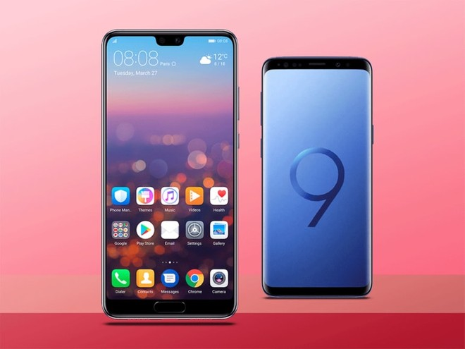 Huawei P20 vs Samsung Galaxy S9: what to choose when both have