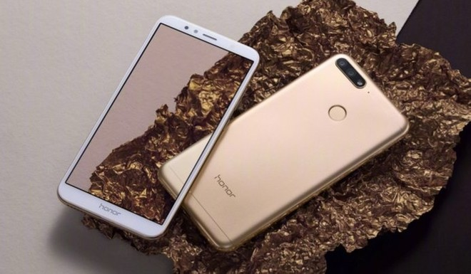 Honor 7A with 18:9 FullView display and Face Unlock goes official in