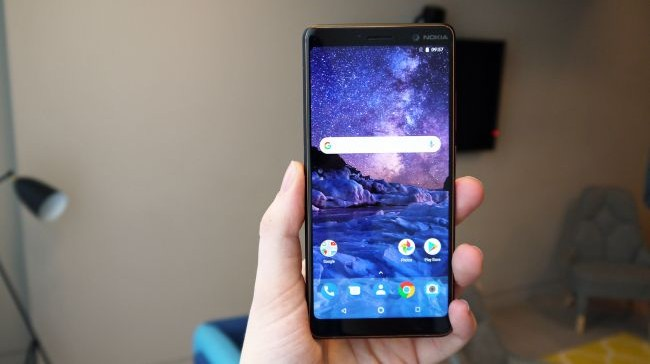 Nokia 7 Plus Android P testers downgraded to Oreo after June