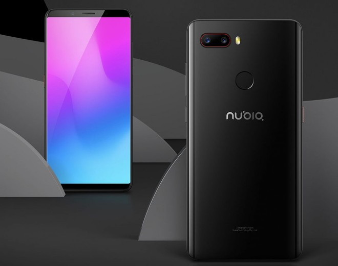 Image result for Nubia Z18  pic