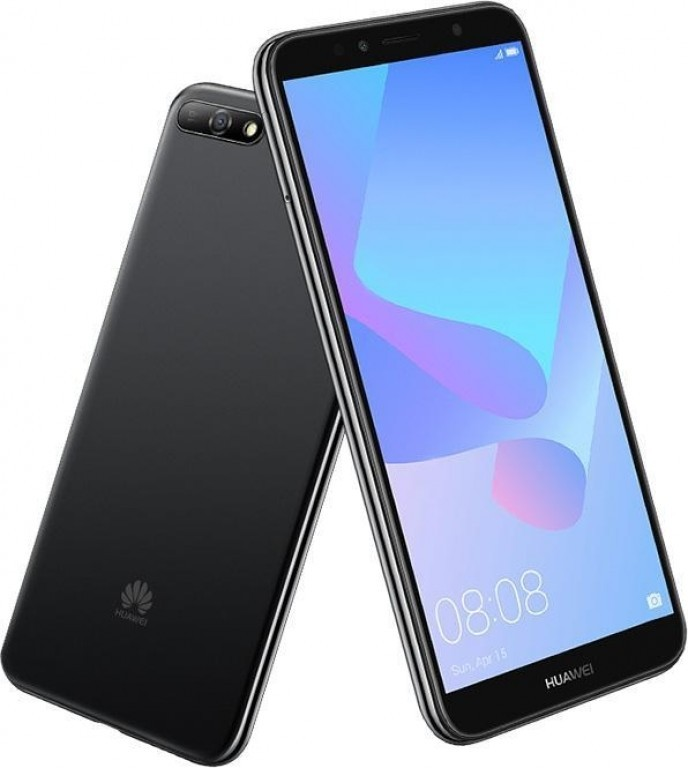 Huawei Y6 (2018) launched with Android Oreo and facial recognition