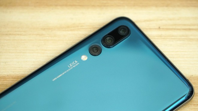 Huawei P20 Pro announcement