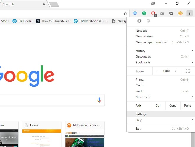 How to stop Google Chrome from opening closed tabs on start-up