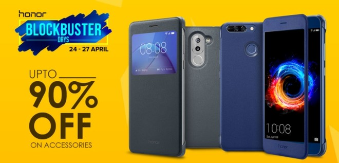 985980c54ff Honor Blockbuster Sale offers special deals on Honor phones, accessories