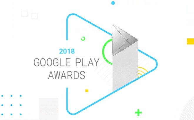 Here are 2018 Google Play Awards winner apps and games