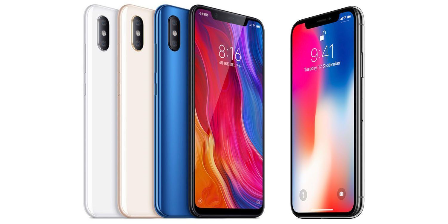 Xiaomi Mi 8 vs Apple iPhone X:  How Xiaomi's latest flagship compete against Apple's finest?