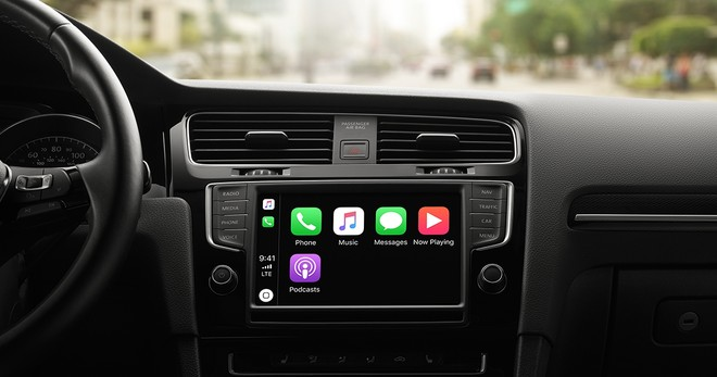 apple carplay to get google maps and waze support with ios. Black Bedroom Furniture Sets. Home Design Ideas