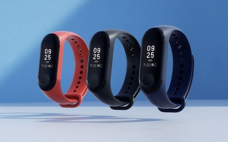Xiaomi Mi Band 3 receives Night mode via Mi Fit app update