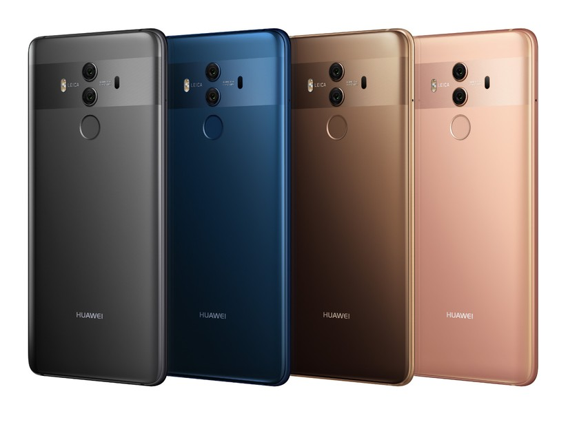 Huawei Mate 10 Pro receives P20's Night Mode feature via an