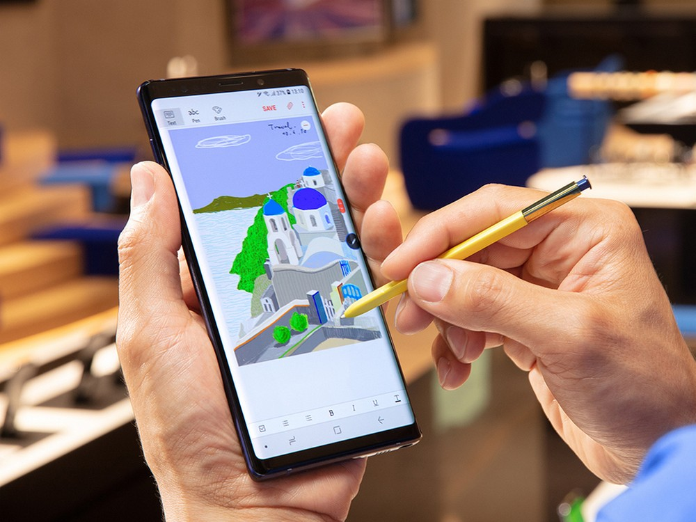 Samsung Galaxy Note 9 vs LG V35 ThinQ: How they differ