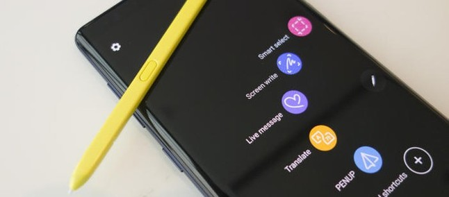 Samsung to limit free theme usage with Android Pie update