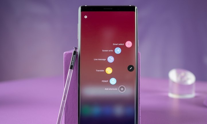 Galaxy Note 9 S Pen SDK opens up for developers, as Samsung