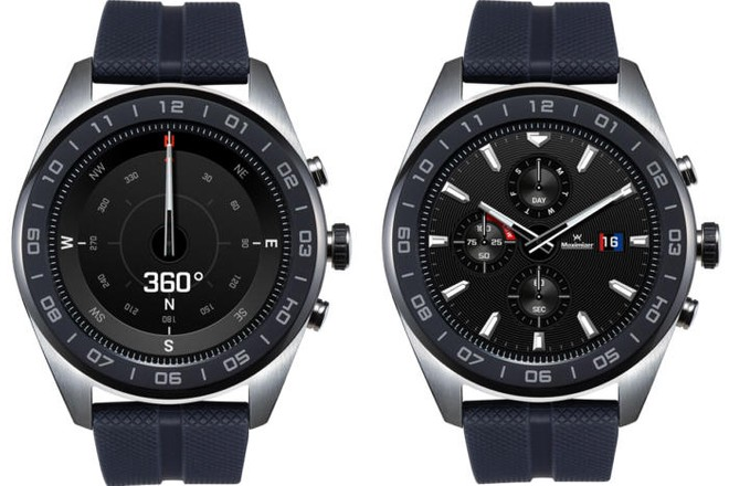 LG Watch W7 first hybrid WearOS Smartwatch announced