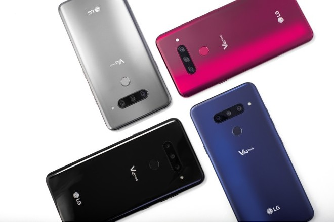 LG V30, V35, and V40 Android Pie update scheduled for Q2 2019