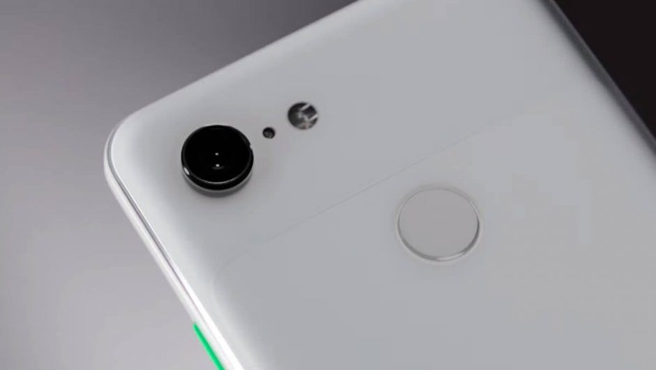 Pixel 3 uses a rather unknown Sony Exmor Sensor for selfies
