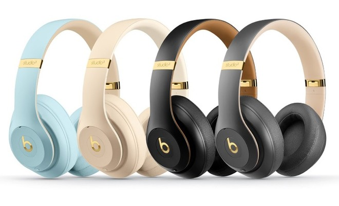 9d0aafeb59f Apple starts selling Beats Studio3 Skyline Collection wireless headphones