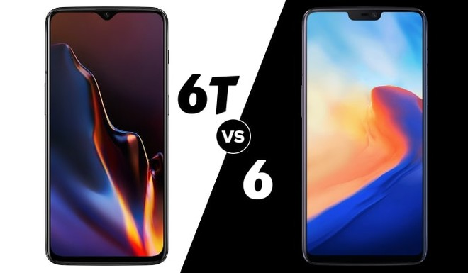 OnePlus 6T vs OnePlus 6: Is it worthy to upgrade