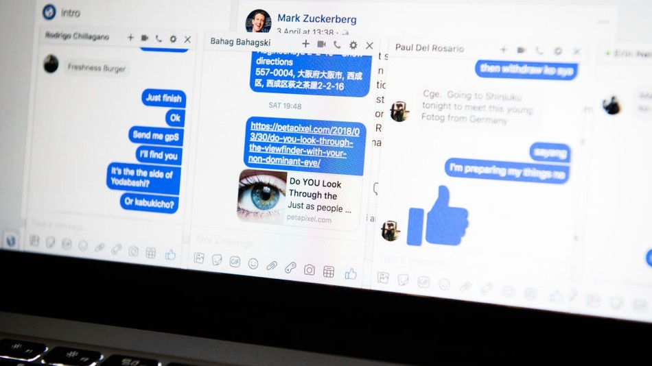 Fix for Facebook Messenger bug showing old messages coming soon
