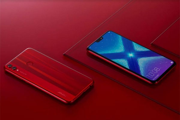 Honor 8X new Red variant launched with 6GB RAM and 128GB
