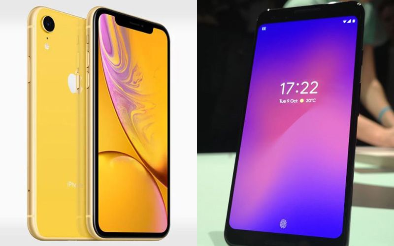 Google Pixel 3 vs Apple iPhone XR: How two affordable premium phones compete each other?