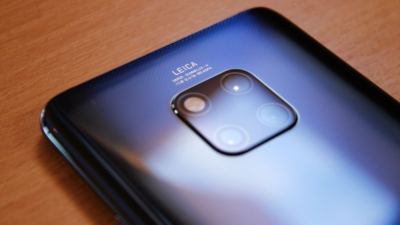 Huawei Mate 20 Pro update improves camera and brings faster