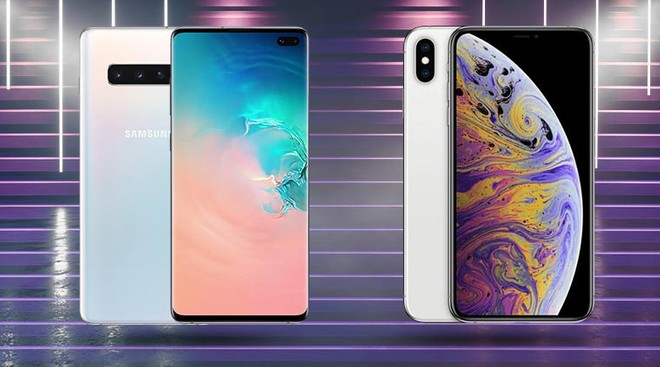 Image result for iphone xs max vs galaxy s10