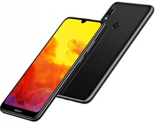 Huawei Y6 2019 with fingerprint sensor, 6.09-inch display goes official