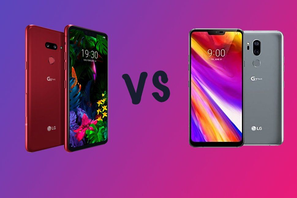 LG G8 ThinQ vs LG G7 ThinQ: What's changed in a year?