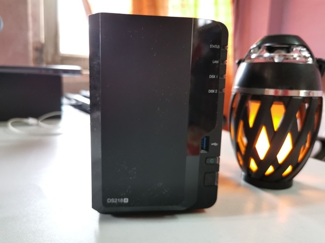 Synology Diskstation DS218+ NAS review{newsTitoloPageAppend