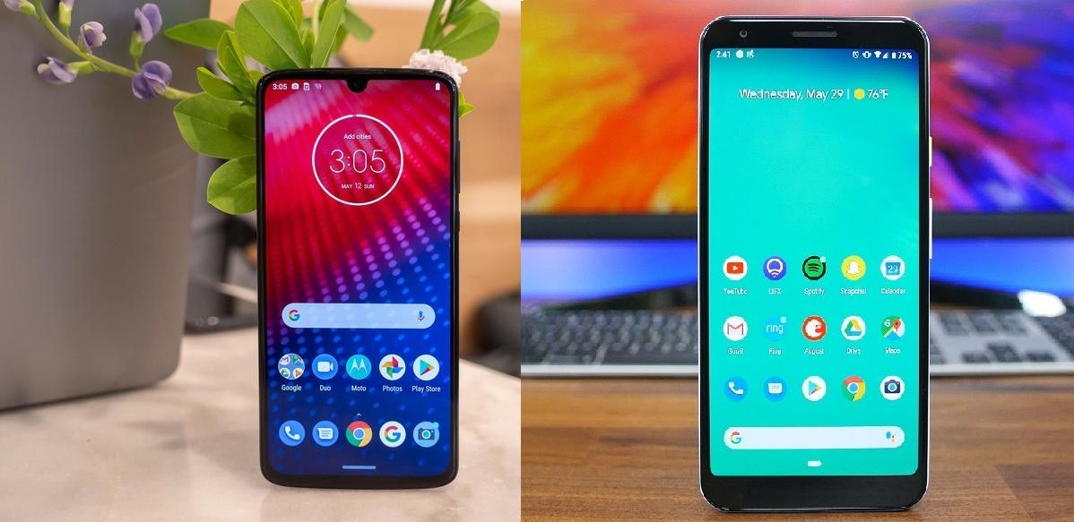 Moto Z4 vs Google Pixel 3a XL: Confrontation to be best mid-ranger