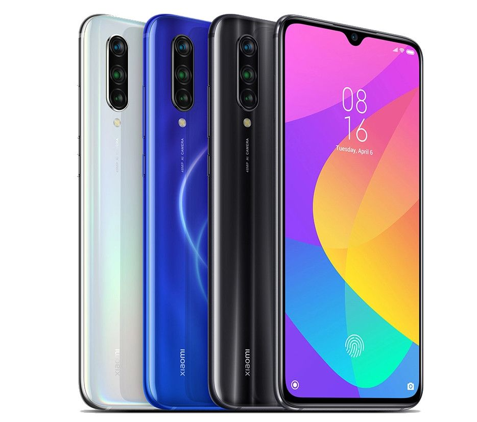 Xiaomi Mi 9 Lite is the global version of Mi CC9 and it first goes official in Spain